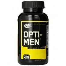 Витамины Optimum Nutrition Opti-Men 240 таб